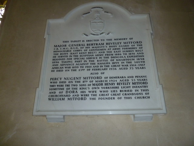 St Katherine, Exbury- memorial (6) by Basher Eyre