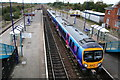 TA0509 : Barnetby-Le-Wold Train Station by Robert Stephens
