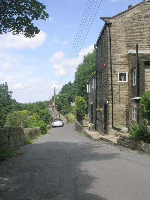 Underbank Old Road - Sweep Lane