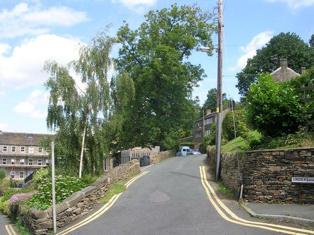 Sweep Lane - Dunford Road