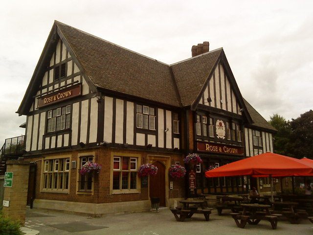 The Rose and Crown, Derby Road, Lenton