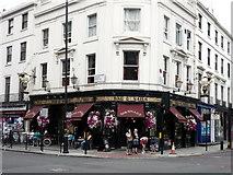 TQ2879 : Bag O'Nails, Victoria, London by Graham Hogg