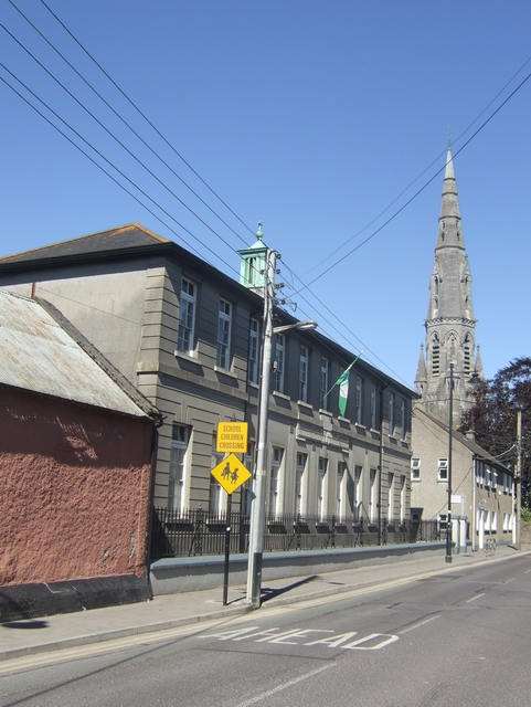 St Mary's Convent National School in St Patrick's Street