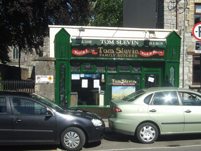 Tom Slevin Family Butcher