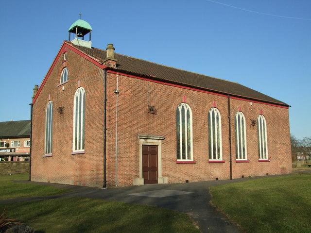 All Saints Church, Hindley