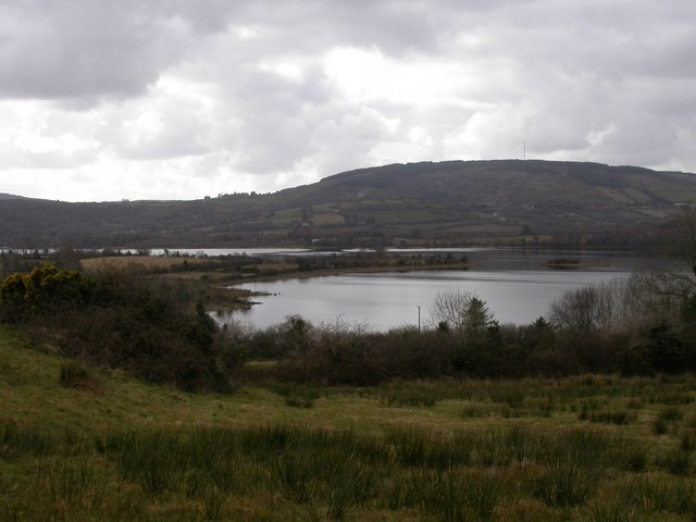 Lough Graney from Flagmount