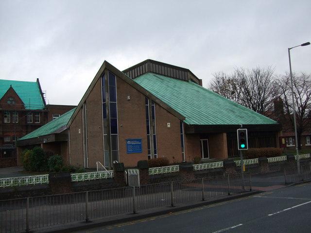St Margaret, Anfield