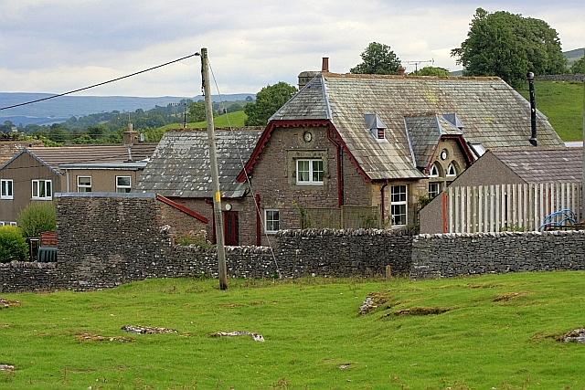 Old School, Nateby