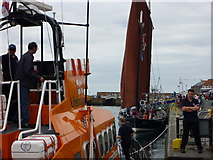 NT6779 : Dunbar Lifeboat Day 2010 - Victoria Harbour, Dunbar - Saturday 24th July 2010 by Richard West