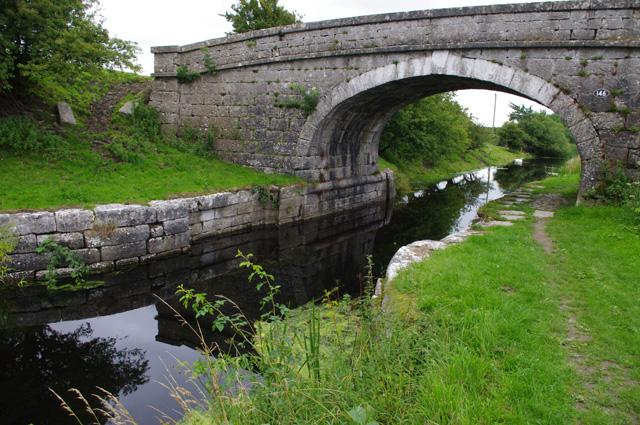 Bridge 146, Lancaster Canal