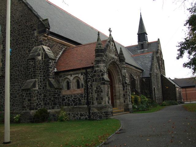 Holy Trinity, Formby