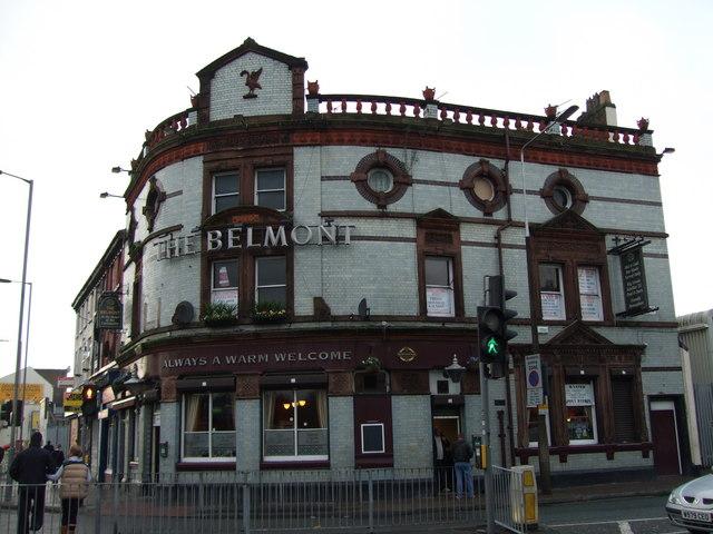 The Belmont, Belmont Road, Anfield