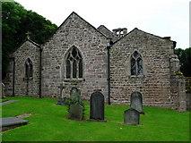 SD4161 : St Peter's Church, Heysham by David Rogers