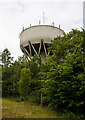TQ2797 : Water Tower, Trent Park by Martin Addison