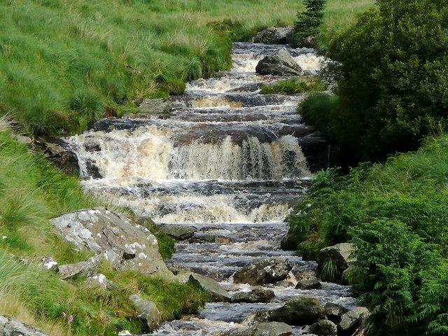 Afon Doethie Fawr near Blaendoethie, Ceredigion