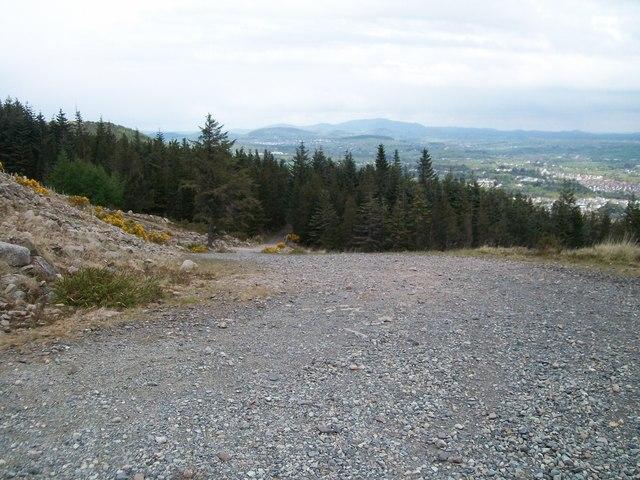 The Thomas's Mountain Quarry Access Road
