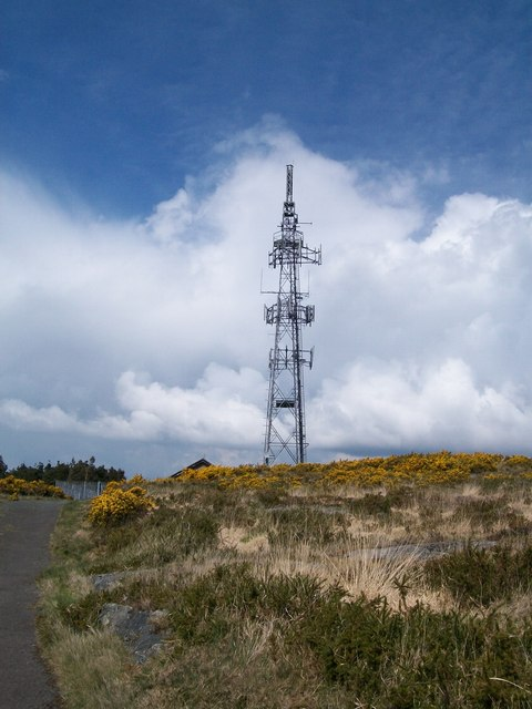 The Drinnahilly Transmitter