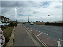 TQ1602 : The A259 passing through East Worthing by Basher Eyre
