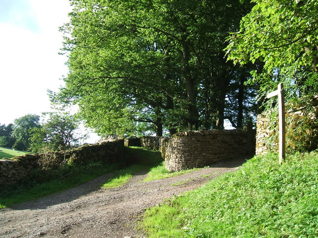 Bridlepath to Garshill