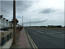 TQ1602 : The A259 in mid July by Basher Eyre