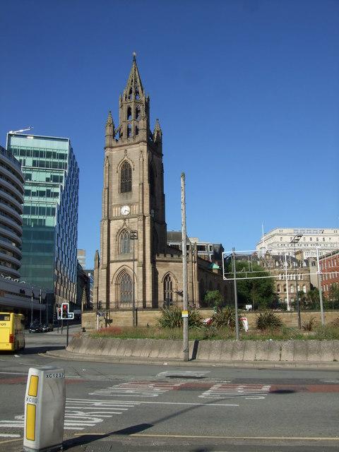 St Nicholas Church Liverpool