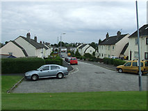NS5164 : Atholl Crescent by Thomas Nugent