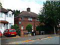 SP5009 : Junction of Wentworth Road and Aldrich Road, Oxford by Brian Robert Marshall