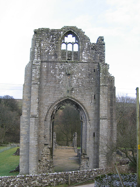 Shap Abbey (ruins)