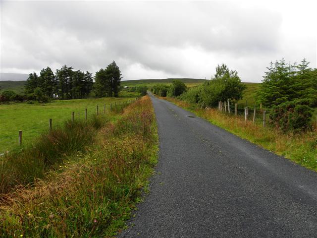 Road at Largnalarkan