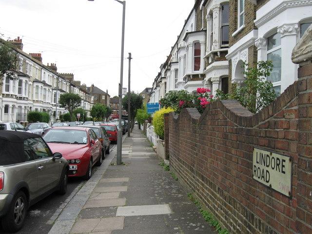 Lindore Road