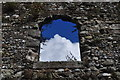 SU6204 : Portsmouth : Portchester Castle - Castle Window by Lewis Clarke