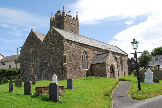 St Andrew's, Yarnscombe