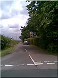 SP9409 : Crawley's Lane by Burgess Von Thunen