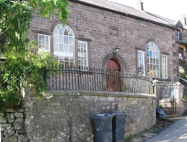 Winster - Wesleyan Chapel