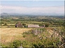 SH3033 : View downslope to Tyddyn-yr-haint by Eric Jones