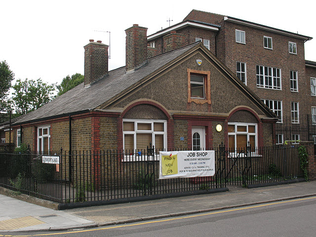 St Luke's School House