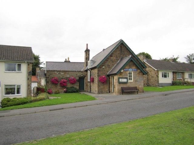 Walbottle Village Institute, The Green