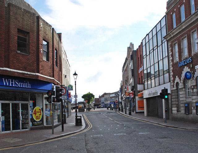 High Street, Dudley