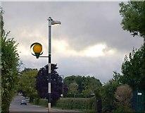 SX9065 : Beacon and light, zebra crossing, Cricketfield Road, Torre by Derek Harper