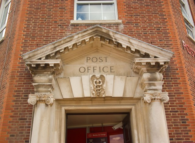 Bexhill Post Office