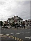 SZ1191 : Boscombe, Urban Beach Hotel by Mike Faherty