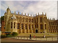 SU9676 : St. George's Chapel, Windsor Castle by Andrew Abbott