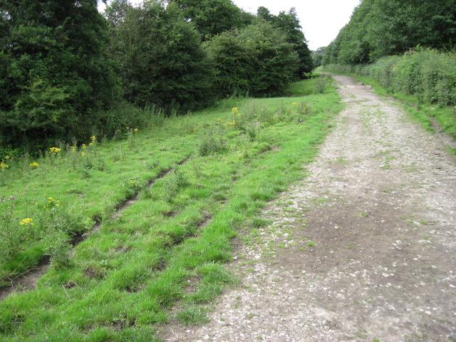 Derwent Valley Heritage Way near Rowsley