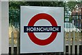 TQ5386 : Hornchurch station by Phillip Perry