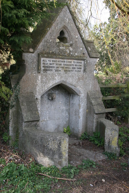 The Victorian Drinking Fountain