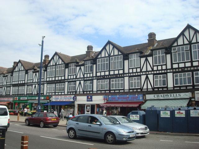 Tudor Parade, Chadwell Heath