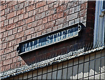 SO9490 : Hall Street, Dudley by Brian Clift