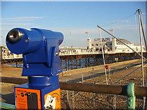 TQ3103 : Brighton Pier by Colin Smith
