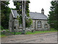 NH3162 : Kinlochluichart and Strathgarve Church by don cload