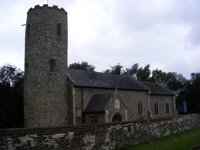 St.Andrews Church, Colney